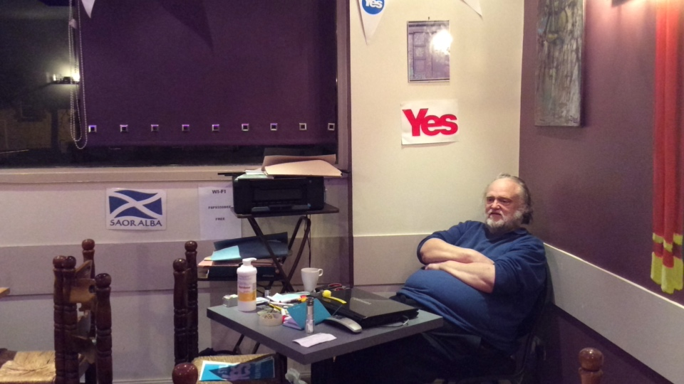 Stuart McHardy - Scotland's Future History