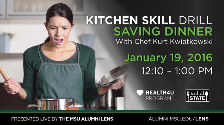 Livestream cover image for KSD   Saving Dinner