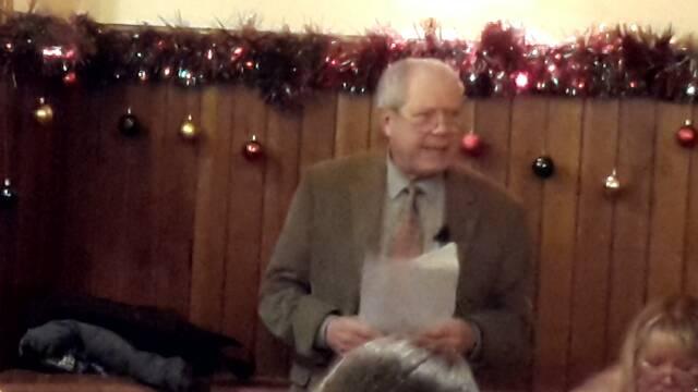 An Evening With Jim Sillars