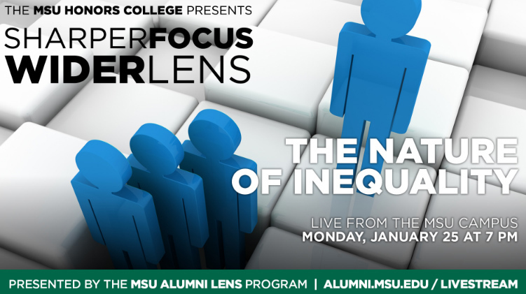 Livestream cover image for SFWL   The Nature of Inequality