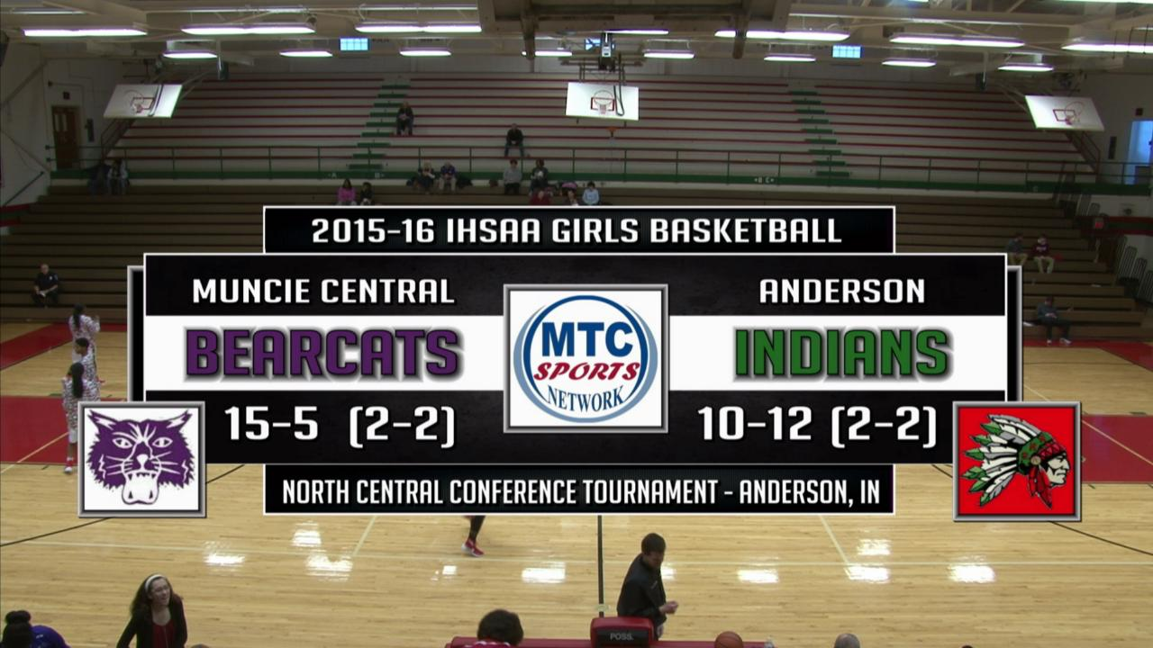 North Central Conference Girls Tournament on Livestream