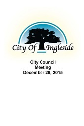 City Council Meeting 20151229
