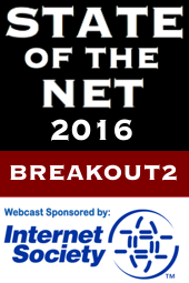 State of the Net 2016 (Breakout2)