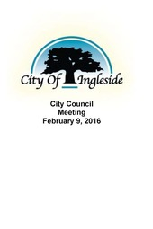 City Council Meeting 20160209