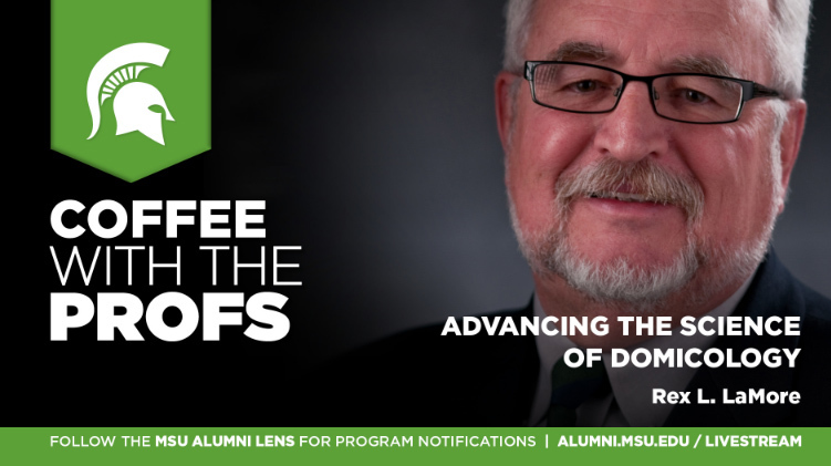 Livestream cover image for Rex L. LaMore   Advancing the Science of Domicology