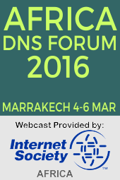 Africa Domain Name System Forum 2016