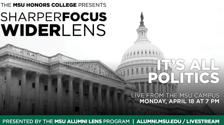 Livestream cover image for SFWL   It's All Politics