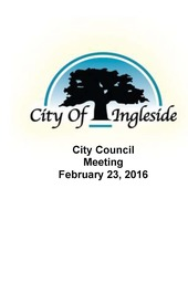 City Council Meeting 20160223