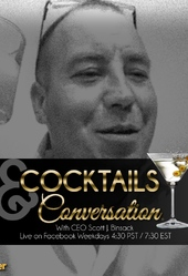 Scott Binsack Live - Cocktails & Conversation