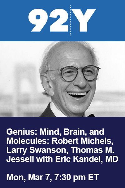 Mind, Brain, and Molecules: Robert Michels, Larry Swanson