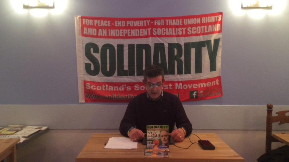 Solidarity SSM Broadcast Pat Lee