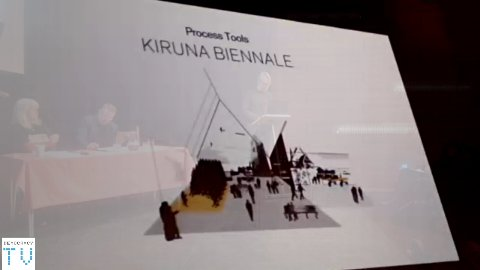 Moving Kiruna - a community reinventing its city