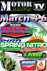 IHRA - Drag Race Series