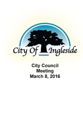 City Council Meeting 20160308