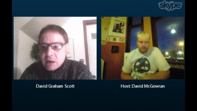 David Graham Scott Interview