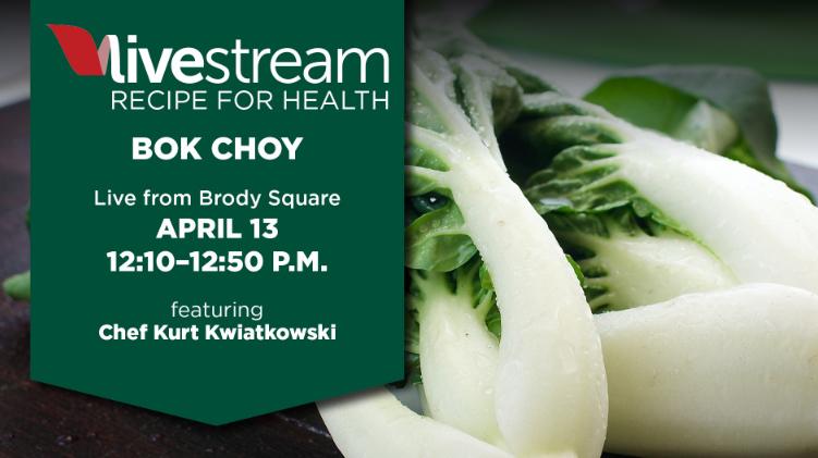 Livestream cover image for R4H   Bok Choy