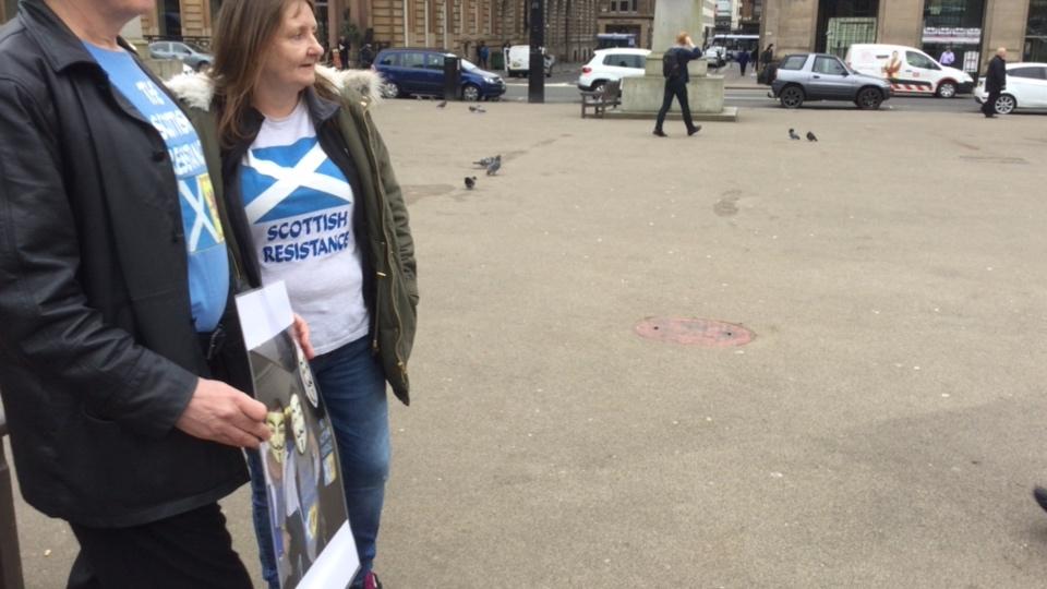 Scottish Resistance Opposing Osborne