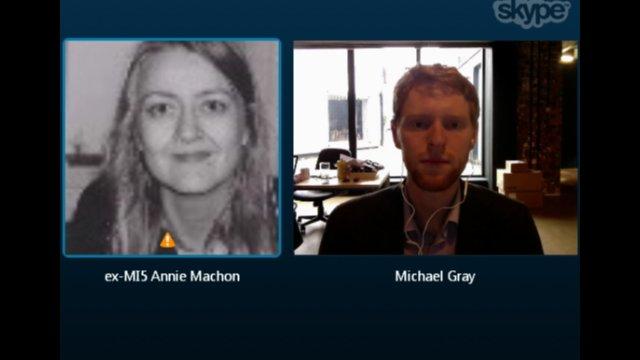 KILTR: PanamaPapers, Annie Machon (ex-MI5) interviewed by Michael Gray