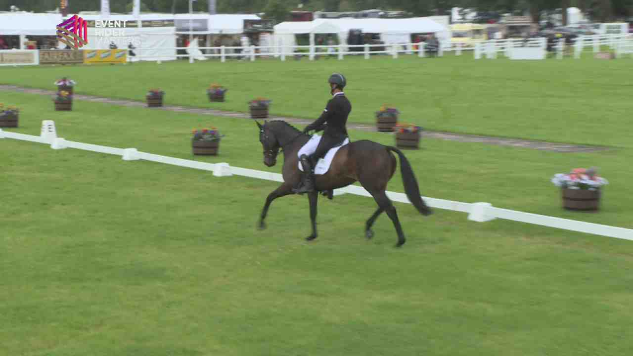 Blair Castle 2016 Dressage