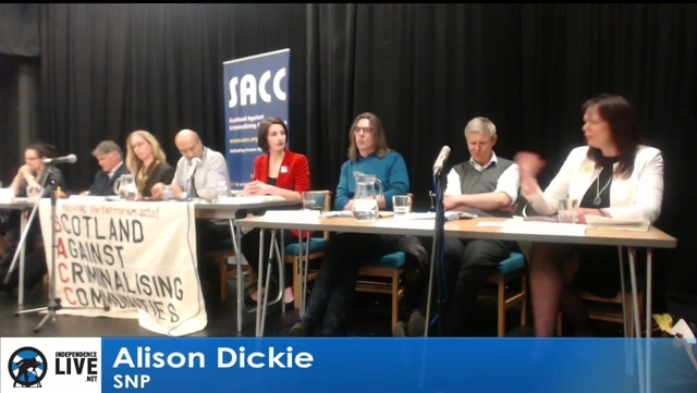 Human Rights and Anti-Racism Hustings - Edinburgh