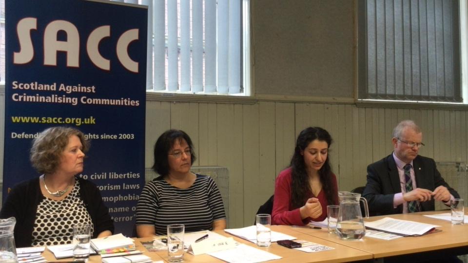 Hustings: Human Rights & Anti-Racism, Glasgow