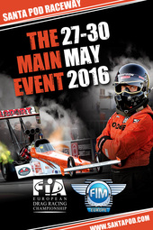 FIA / FIM Main Event 2016