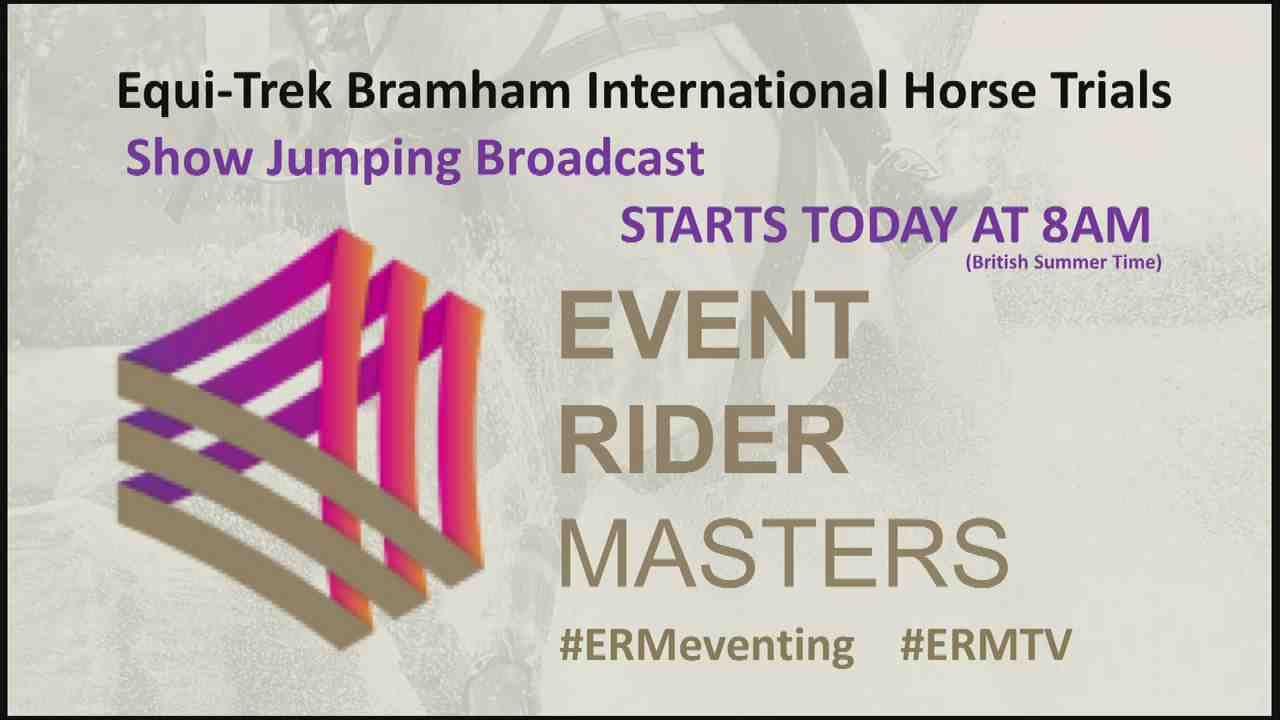 Bramham Park 2016 Show Jumping