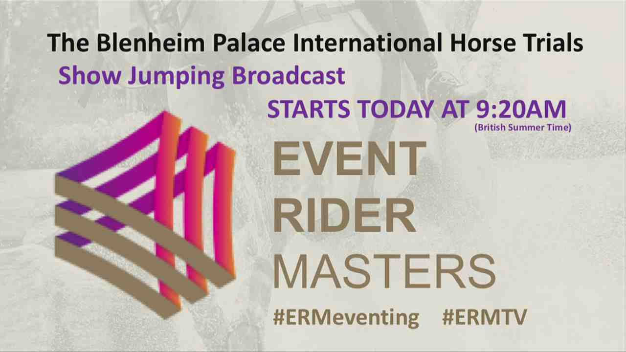 Blenheim Palace 2016 Show Jumping