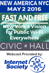FAST AND FREE : New York's Vision for Public Wi-Fi