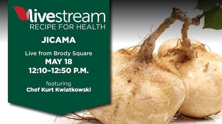 Livestream cover image for R4H   Jicama