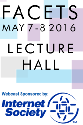 FACETS CONFERENCE - LECTURE HALL