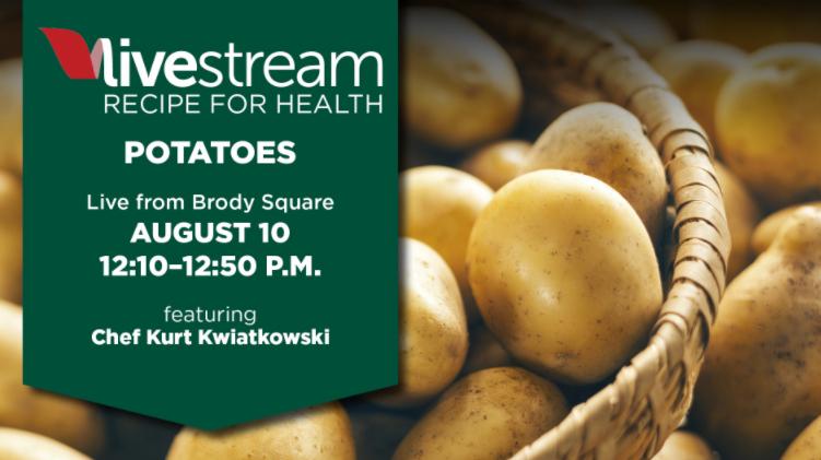 Livestream cover image for R4H   Potatoes