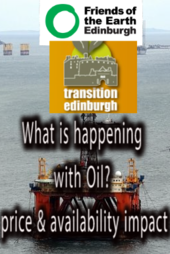 What is happening with Oil?