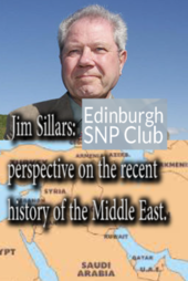 Jim Sillars on the Middle East