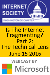 Is the Internet Fragmenting? Part 2: The Technical Lens