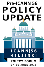 Pre-ICANN 56 POLICY UPDATE