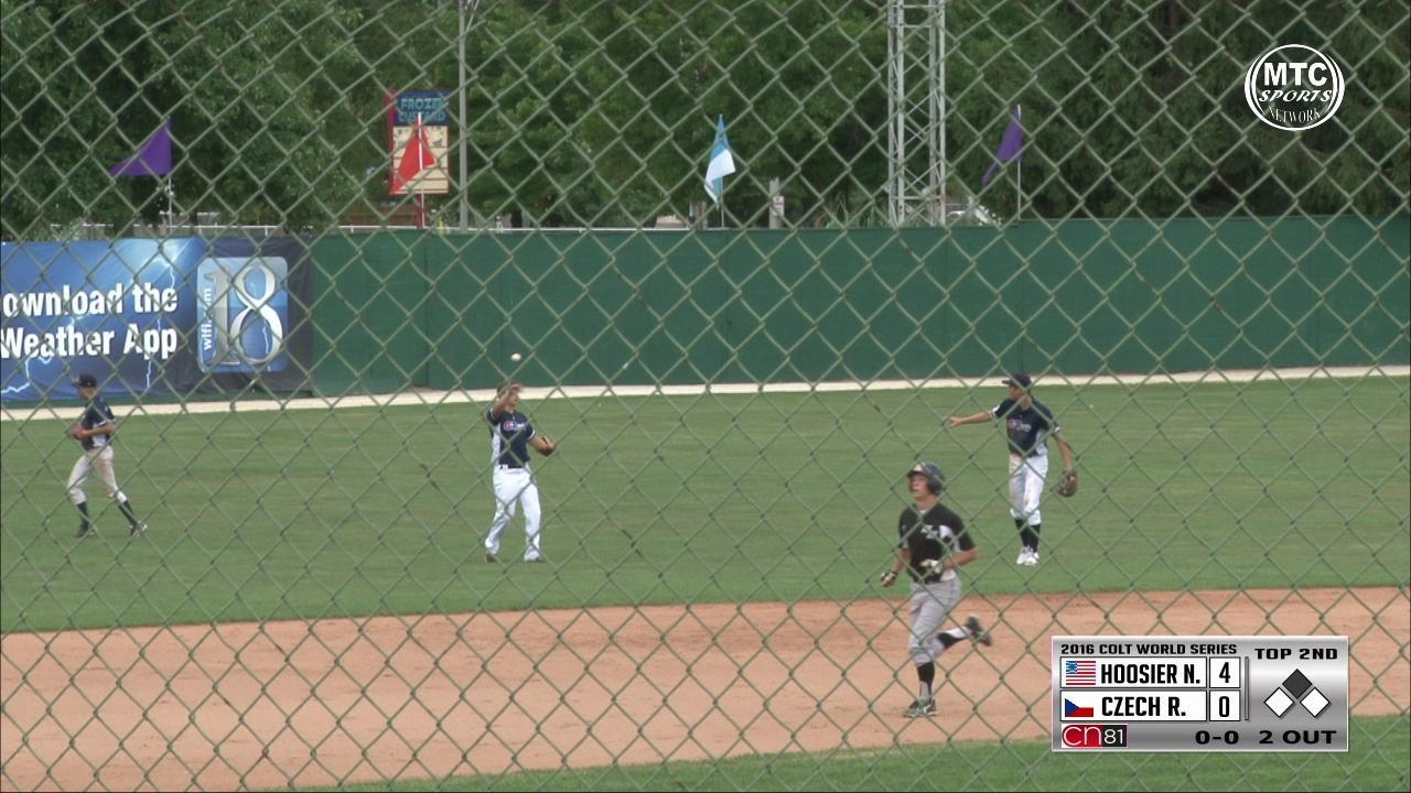 2016 Colt World Series Day 1 on Livestream