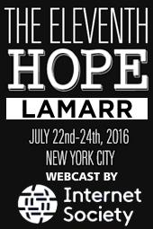 HOPE XI - LAMARR