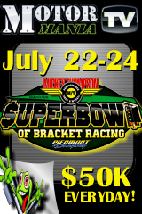Mickey Thompson Super Bowl of Bracket Racing