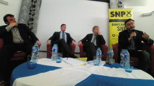 SNP Deputy Leader Hustings