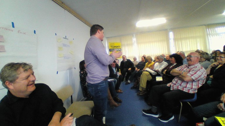 SNP Engagement Day - Oban