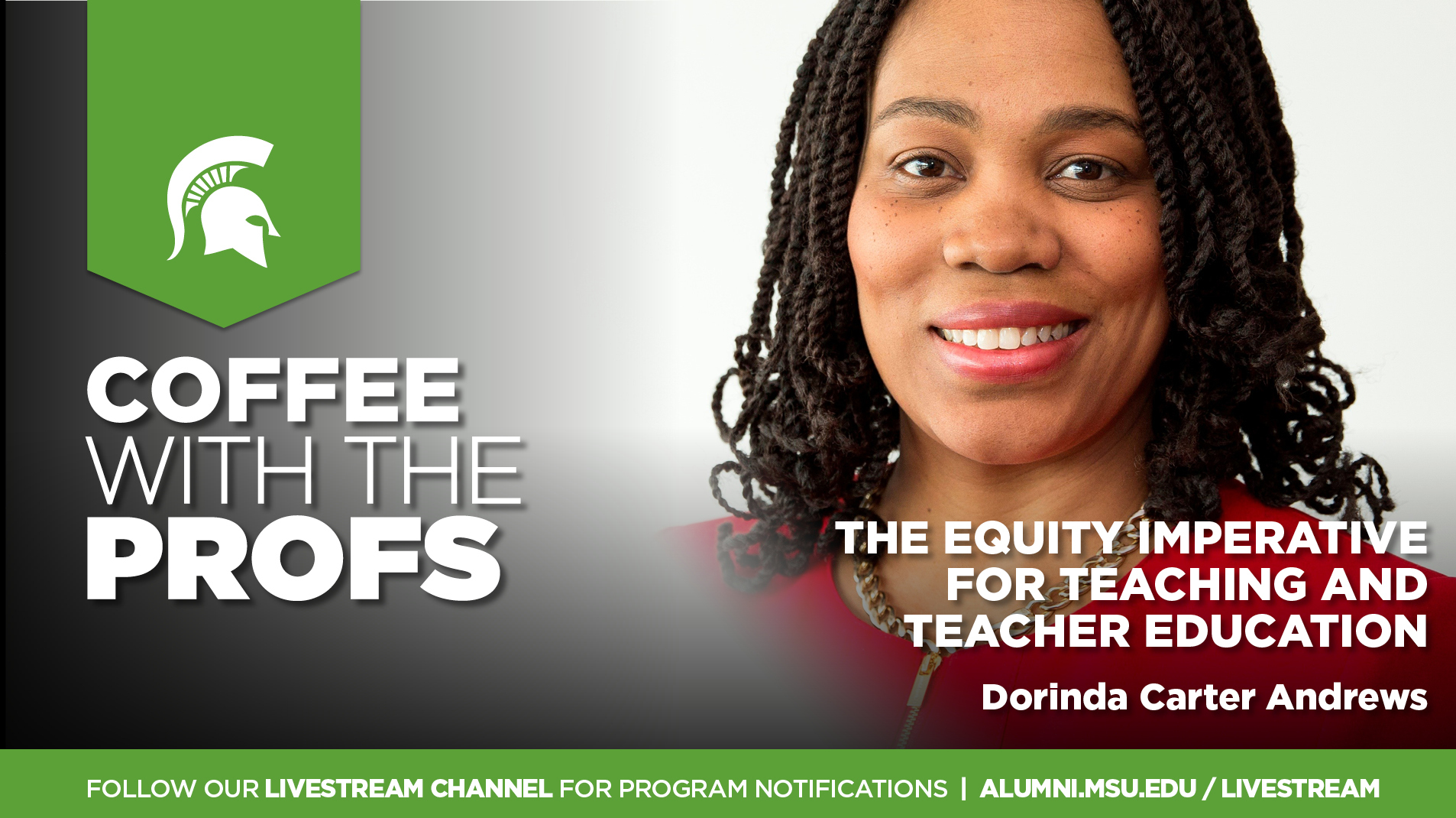 livestream cover image for CWTP | Equity Imperative for Teaching and Teacher Education