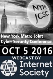 New York Metro Joint Cyber Security Conference 2016