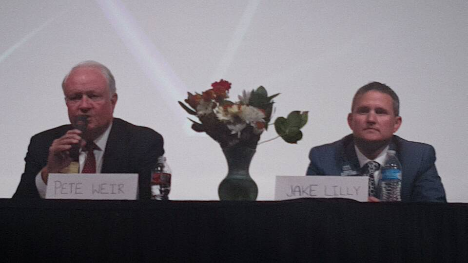 Jefferson and Gilpin Counties Colorado DA Candidate Forum