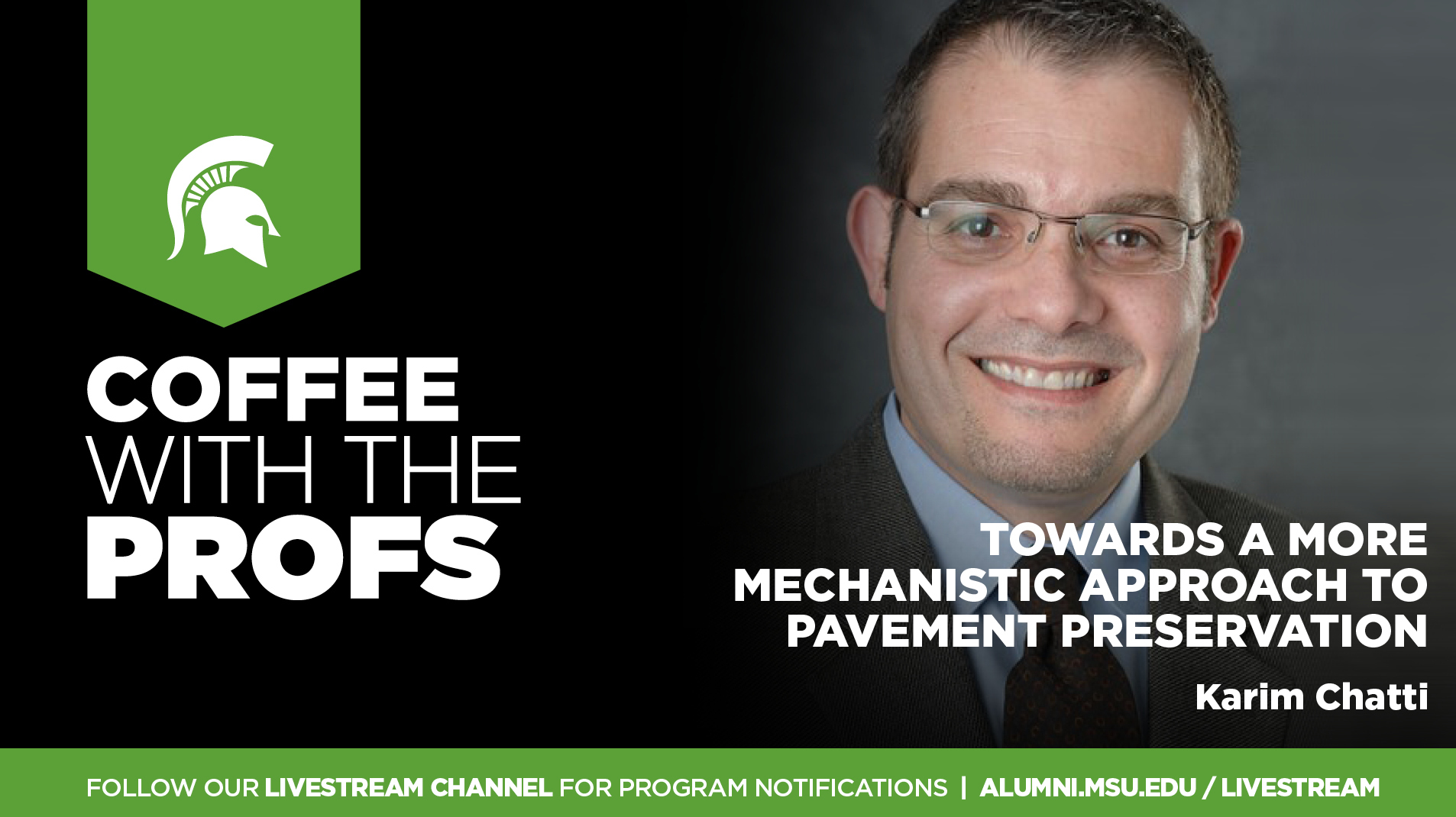 livestream cover image for CWTP | Towards a More Mechanistic Approach to Pavement Preservation