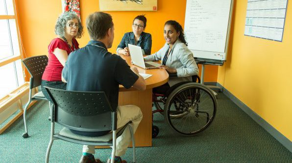 disability in the workplace Everyone has both strengths and limitations, and it is the diversity of these things that makes for a great workplace in this lesson, we'll.