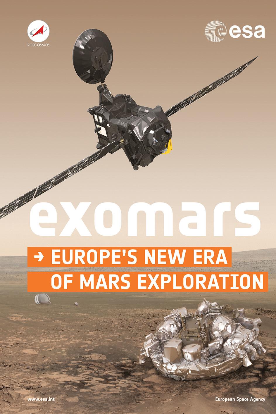 Exomars Live Stream