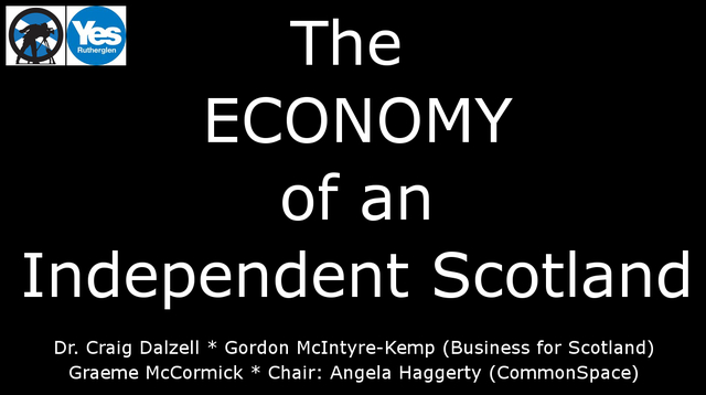The ECONOMY of an Independent Scotland