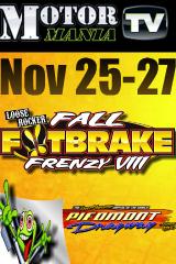 Fall FootBrake Frenzy VIII