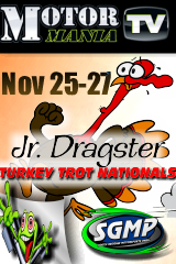 Jr Dragster Turkey Trots Nationals